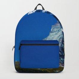 Mountain Glacier (Color) Backpack