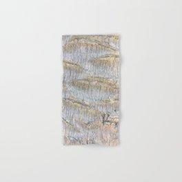 Sliced Bark Hand & Bath Towel