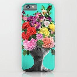 Alien Bouquet  iPhone Case