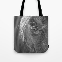 Seen Thru The Eye Tote Bag
