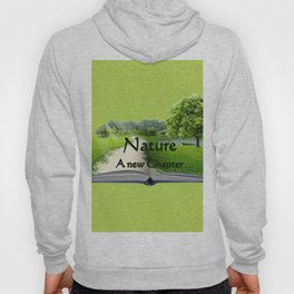 Nature a new Chapter Hoody