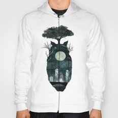 March of the Forest Spirits Hoody
