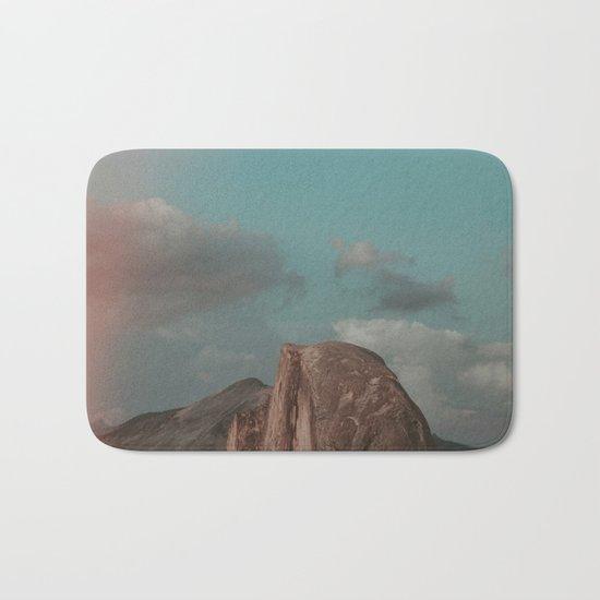Yosemite Half Dome Bath Mat