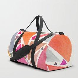 pink 6 de pique - SIX of spades Duffle Bag