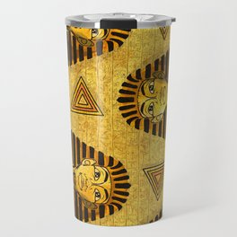 Pharaonic Travel Mug