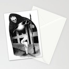 Dead of Night Stationery Cards