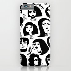 GIRLS AND ONE CAT Slim Case iPhone 6s