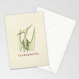 Tearodactyl Stationery Cards