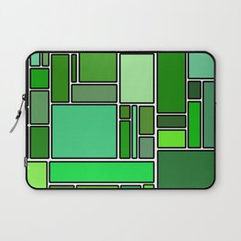 50 shades of green Laptop Sleeve
