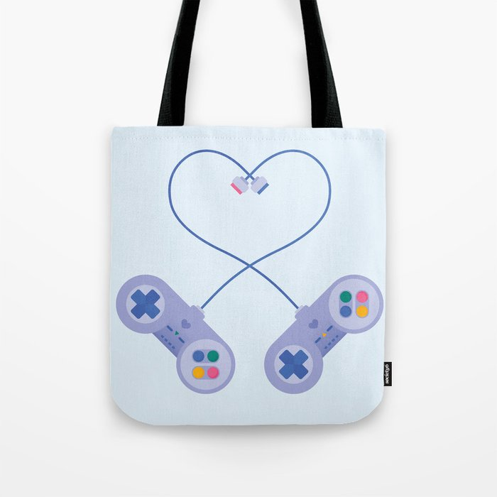 Be My Player 2 Tote Bag