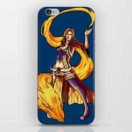 Royal Mage iPhone Skin