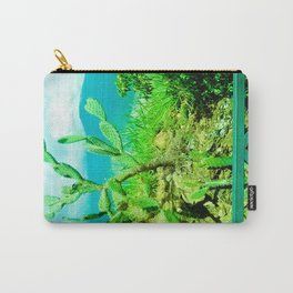 Hostility and coldness. Carry-All Pouch