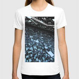 In 2048, nature will change to a digital intelligent world T-shirt