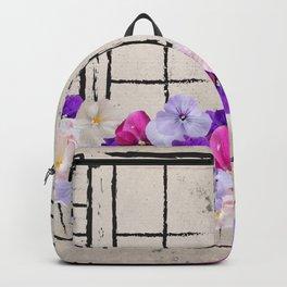 Bloomy View Backpack