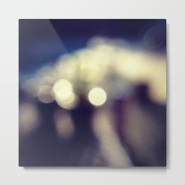 blur Metal Print