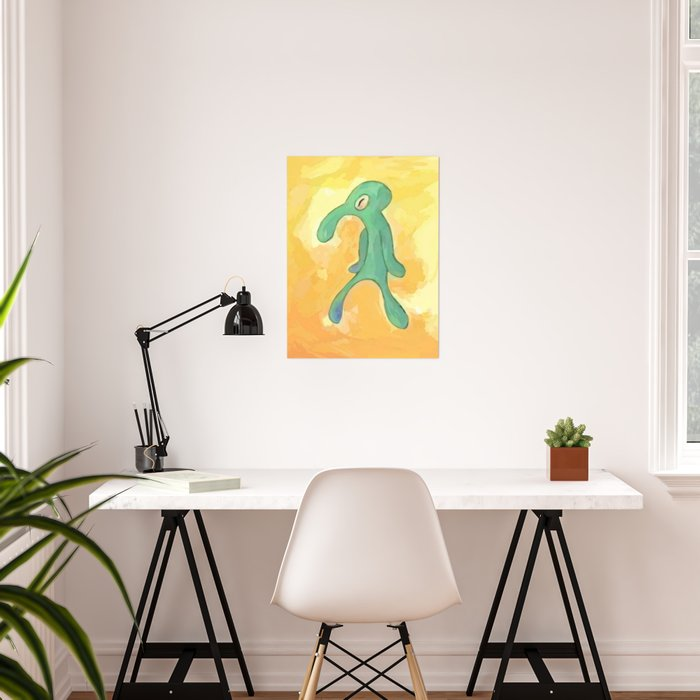 Bold and Brash Poster