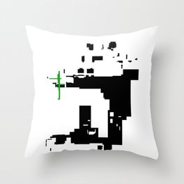 Panda Chow 2014 Throw Pillow