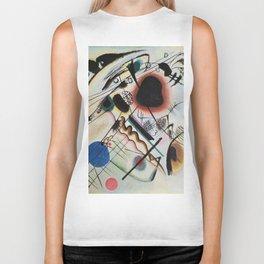 Wassily Kandinsky - Black spot Biker Tank