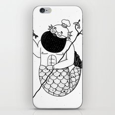 Chef Merman iPhone & iPod Skin
