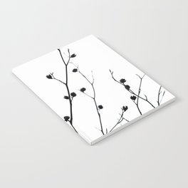 Winter Silhouettes 2 Notebook
