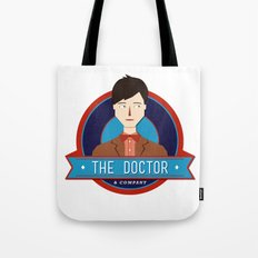The Doctor & Company Tote Bag