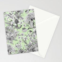 FLORAL GARDEN 8 Stationery Cards