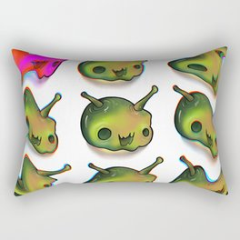cute skulls Rectangular Pillow