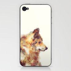 Wolf // True iPhone & iPod Skin