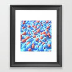 LEMONS! Framed Art Print
