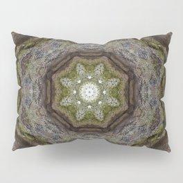 Wooden Star Pillow Sham