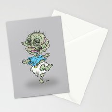 Zombie Pickles Stationery Cards