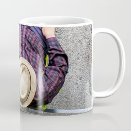 Purple Pants Coffee Mug