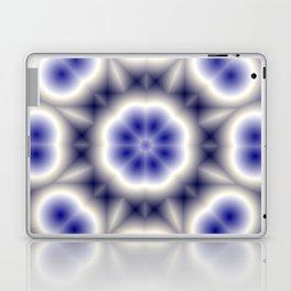 Blue Eyed Owl Laptop & iPad Skin