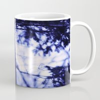 central park Mugs featuring Central Park by bruna valenca