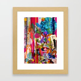 Aimee's World Framed Art Print