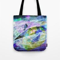 alchemy Tote Bags featuring Alchemy by andyk77