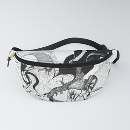 The dragon Fanny Pack