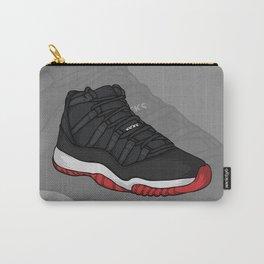 Jordan11-Breds Carry-All Pouch