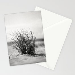Sand dunes by the sea Stationery Cards