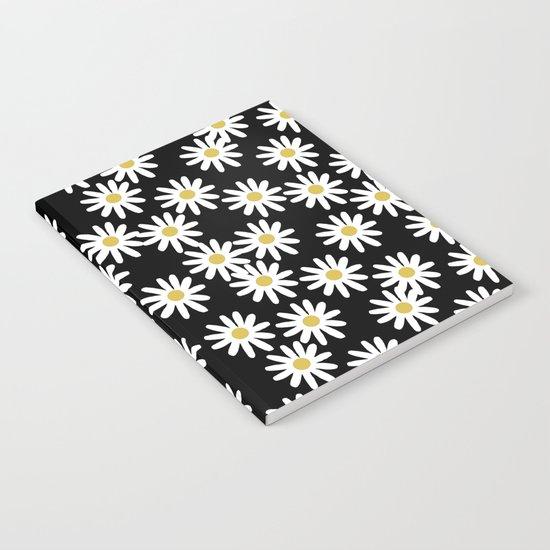 Daisies by Andrea Lauren Notebook