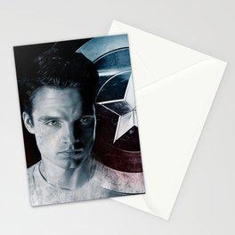 Sebastian Stan Stationery Cards