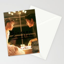 Sixteen Candles Stationery Cards
