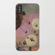 Circles Slim Case iPhone X
