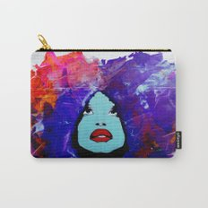 afro color Carry-All Pouch