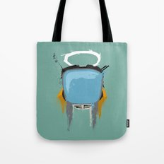 The Robot Tote Bag