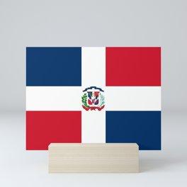 Dominican Republic Mini Art Print