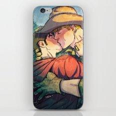 William and Theodore 27 iPhone & iPod Skin