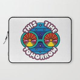 This Time Tomorrow Laptop Sleeve