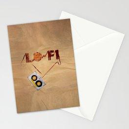 Lo-Fi Stationery Cards