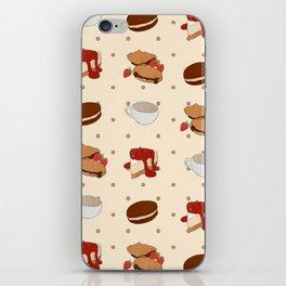 Dough & Mocha iPhone Skin